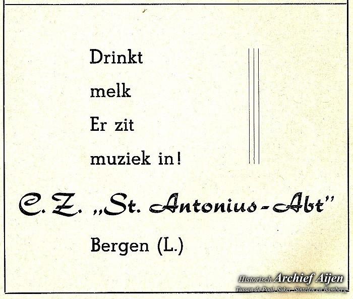 Drinkt melk Er zit muziek in!