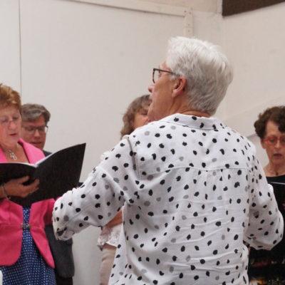 Malle Muze zingt